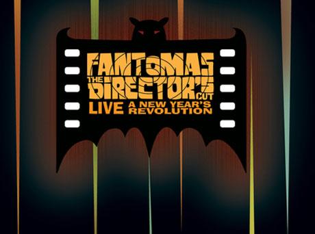 Fantomas-The-Directors-Cut-Live Review - Fantomas - Director's Cut Live: A New Year's Revolution (Ipecac)