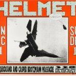 Helmet-Quicksand-Caspar-Brotzmann-Massaker-1994-Poster-by-Alton-Kelley Helmet -  2011 North American Tour Dates + Posters