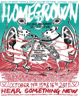 Homegrown-3-Poster-837x1024 Local Events - Homegrown III: Boston's Underground Music Festival