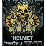 Metalliance-Poster-by-Brian-Mercer Helmet -  2011 North American Tour Dates + Posters
