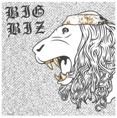 Big-Business-Quadruple-Single-EP1 Melvins Special / '11 Releases Overview - Big Business - Quadruple Single (Gold Metal)