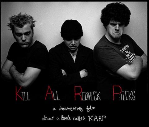 Karp-Documentary-Poster Melvins Special - More Details On Karp Documentary