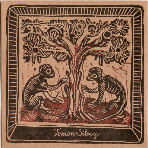 "Vernon-Sélavy-front-1024x1021 Review - Vernon Sélavy - s/t 7"""