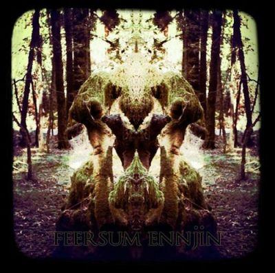 Feersum-Ennjin-Feersum-Ennjn-album Collective Review - Feersum Ennjin - S/T (Disassociated Press)