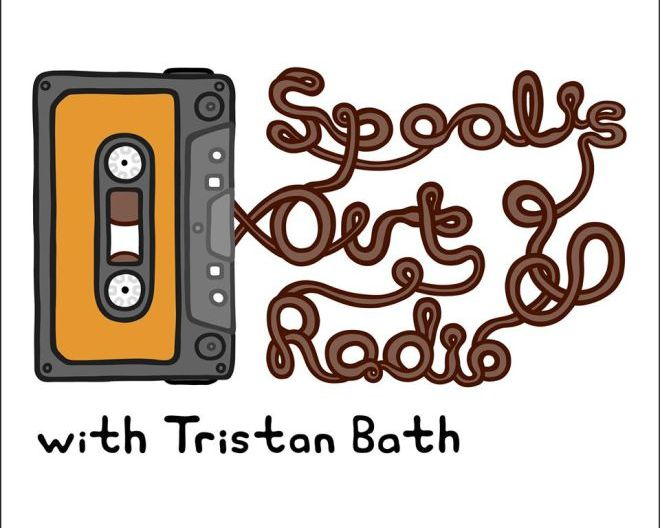 Spools Out Logo