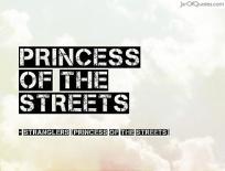 Stranglers - Princess of the Streets