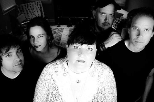 Pylon Reenactment Society – Band Photo