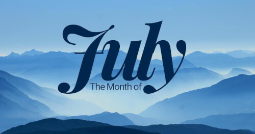 The-Month-of-July July on I Heart Noise…So Far!