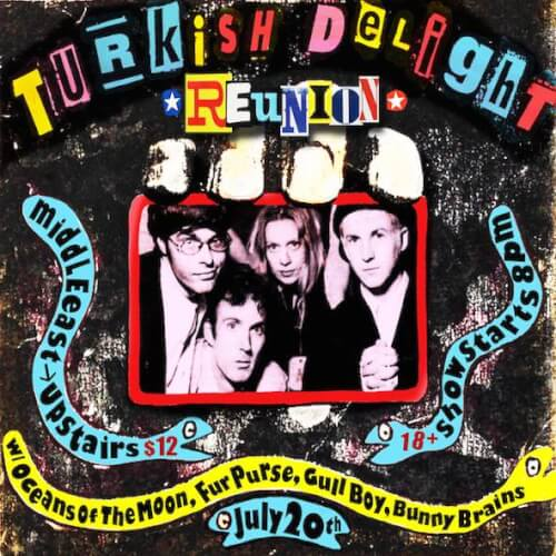 Turkish-Delight-Reunion Howcha Magowcha - Video Review + Guest Mix by Turkish Delight!