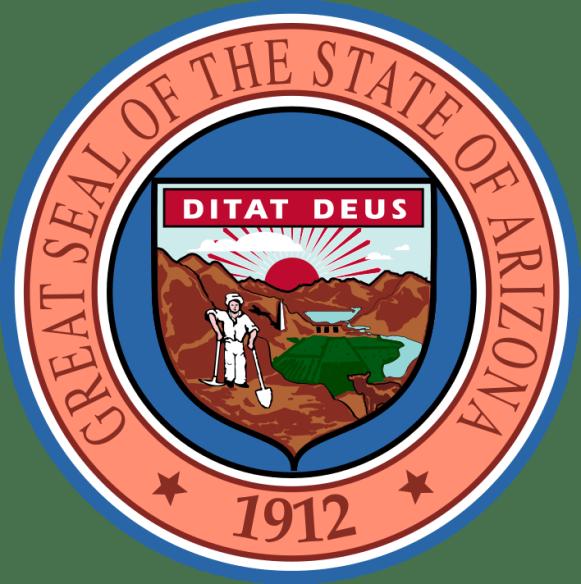 Arizona-State-Seal Post-Independence Marathon - Arizona