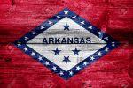 Arkansas-State-Flag Post-Independence Marathon - California
