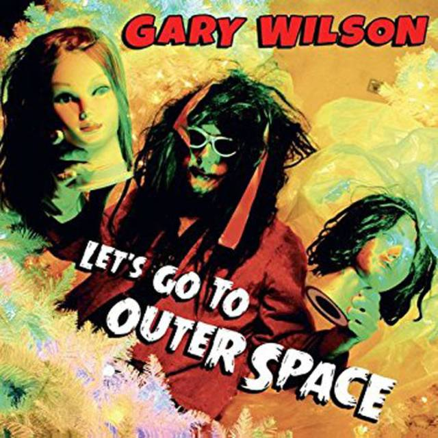 Gary-Wilson-Lets-Go-to-Outer-Space Review - Gary Wilson - Let's Go to Outer Space