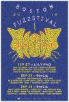 Boston-Fuzzstival-2018-Poster Watch / Listen - Bob Colby's Musical Adieu