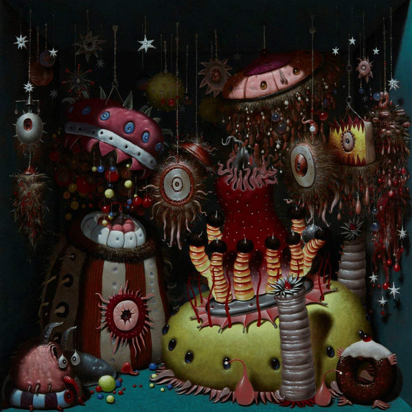 Review - Orbital - Monsters Exist