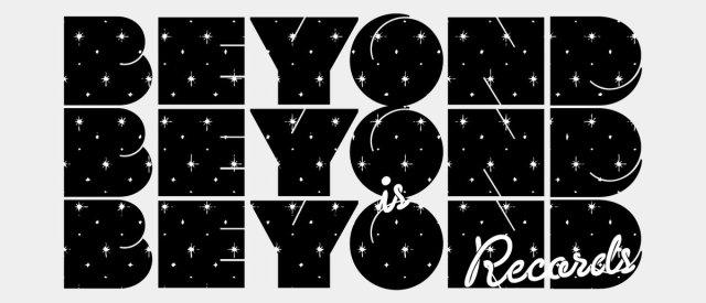 Beyond Beyond is Beyond Record Label Logo