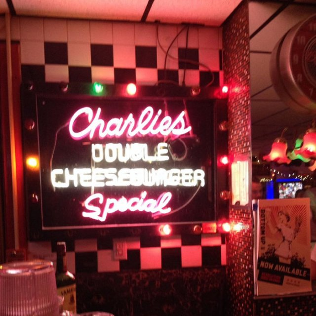 Charlies-Kitchen Sir, You Can't Shave Here! A Conversation with Dan Carswell