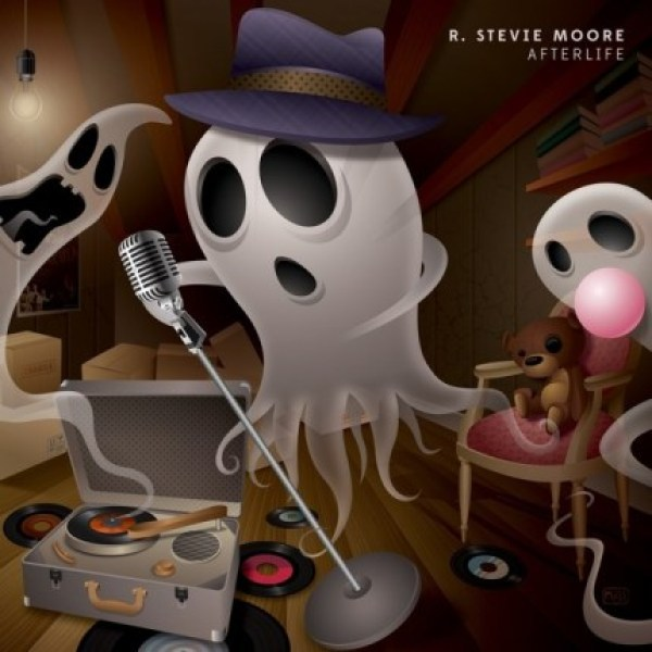 R.-Stevie-Moore-Afterlife Review Batch - Gary Wilson / R. Stevie Moore