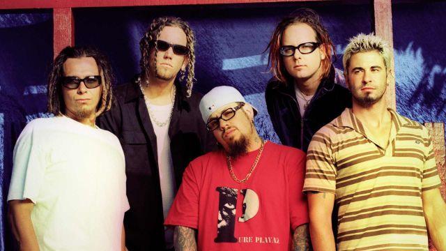 Korn Band Photo