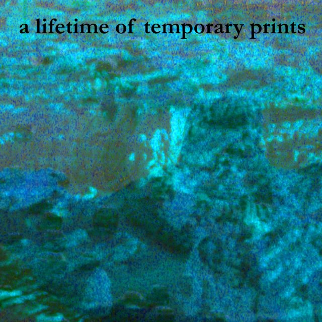 A Lifetime of Temporary Prints