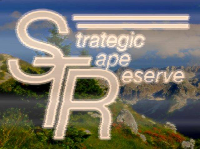 Strategic Tape Reserve - Record Label Logo