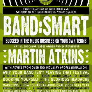 Martin Atkins Band Smart Book Cover