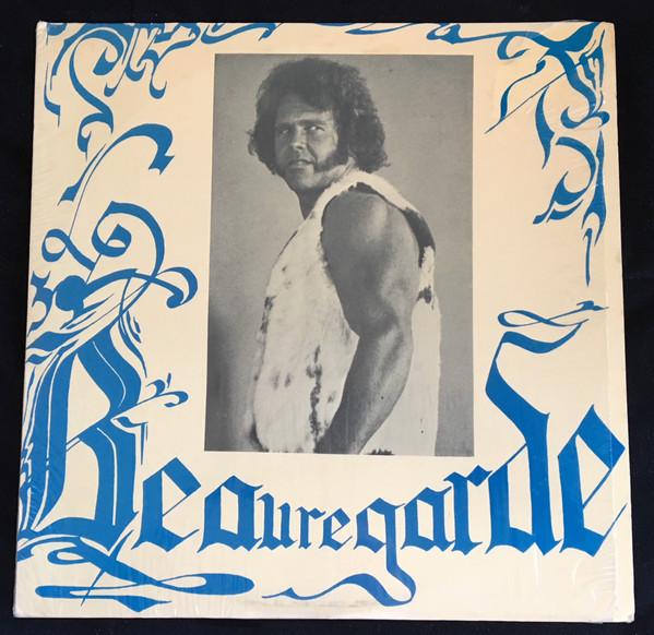 Beauregarde Beauregarde album cover art