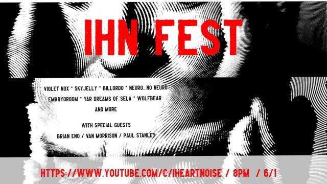 IHN Fest Poster - 6-1