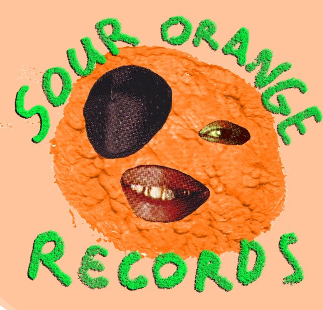 Sour Orange Records Label Logo