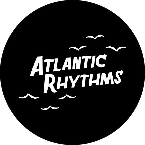 Atlantic Rhythms Record Label Logo
