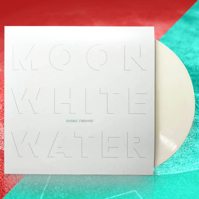 Isvisible Isinvisible Moon White Water