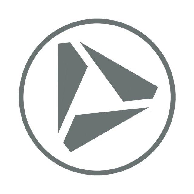 Triplicate Records Record Label Logo