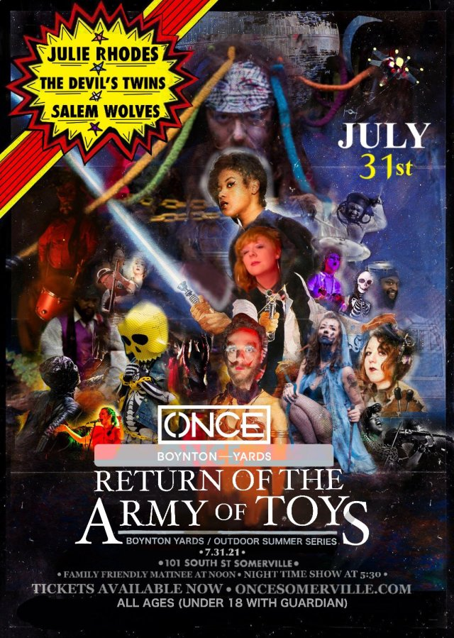 Army of Toys Poster