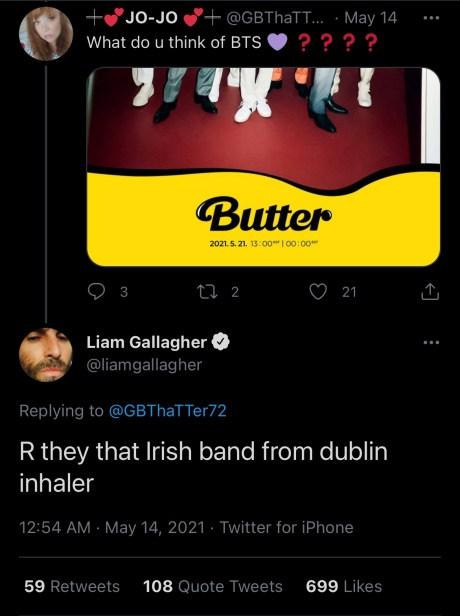Irish Band Inhaler