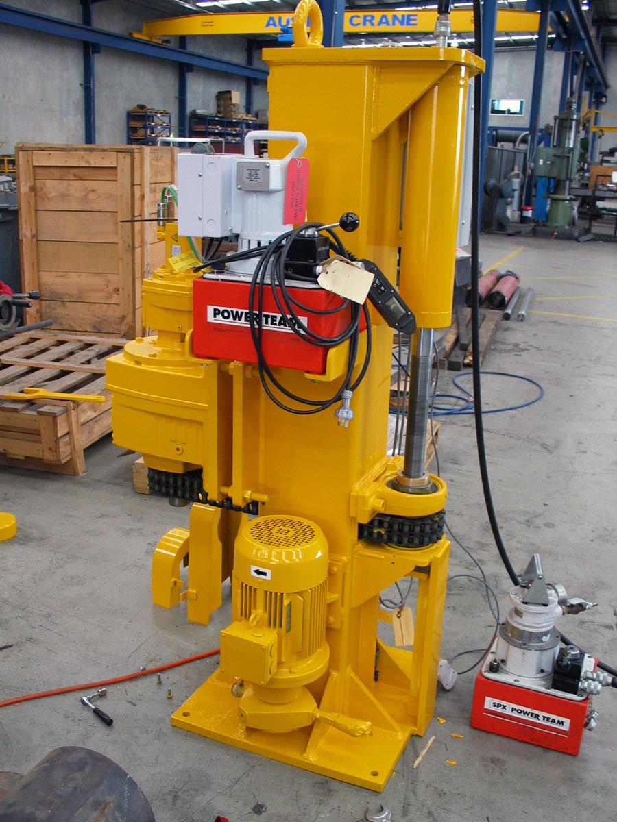 60 MPa Pressure Vessel