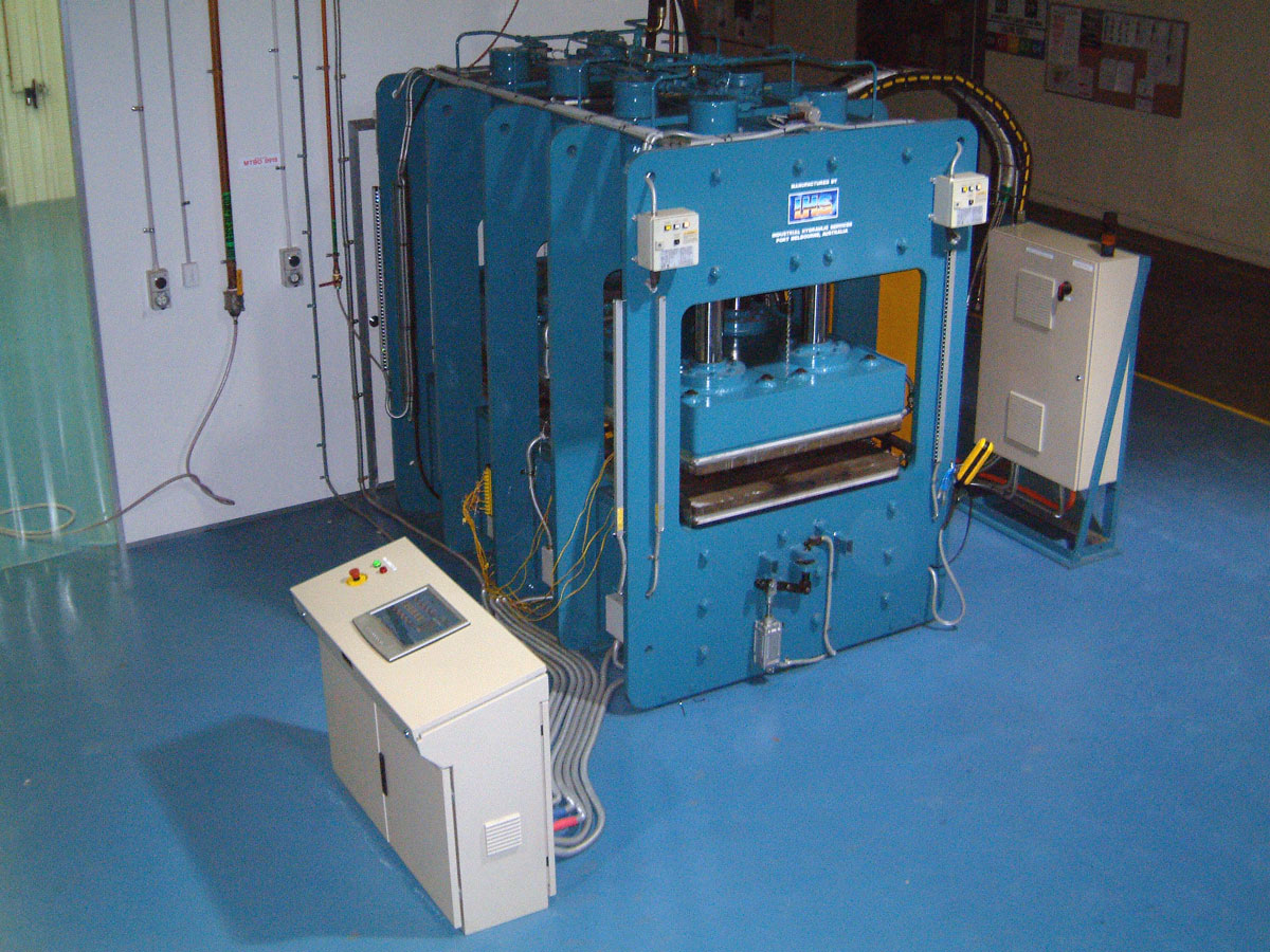 Heating & Cooling Press