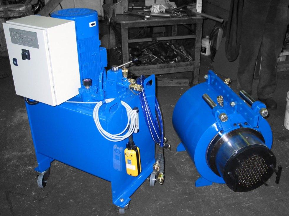 IHS 5.5kW Hydraulic Power Unit