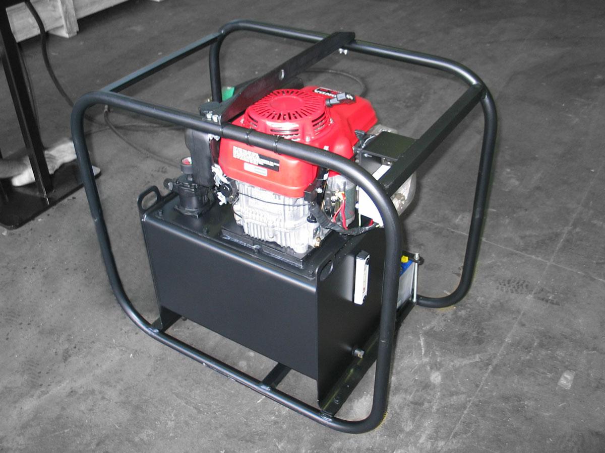 IHS Custom Hydraulic Power Unit