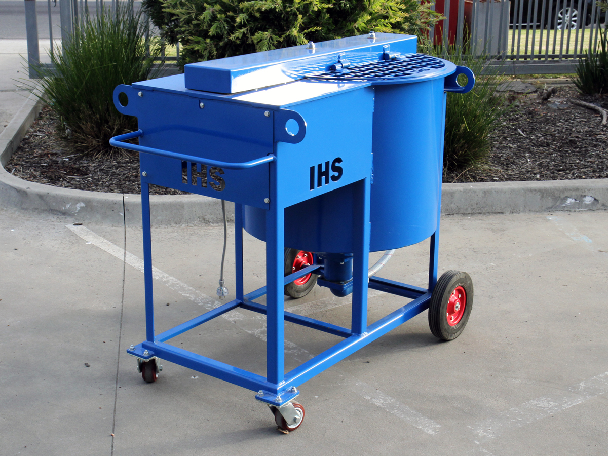 IHS Grout Pump