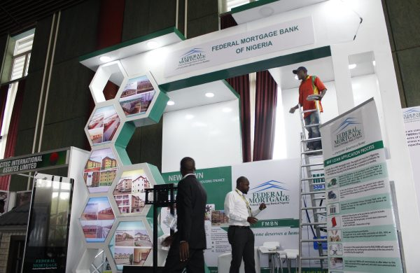 federal mortgage bank of nigerial exhibiting at ihsabuja 2019