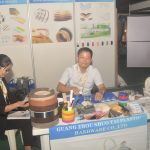 guang zhou shuo tai plastic exhibits at internatioan housing conference