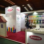 plascon at the affordable home event in abuja