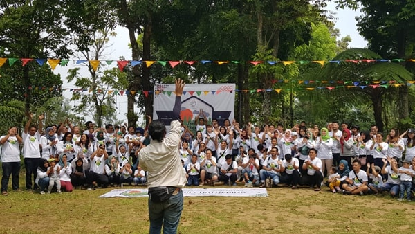 Paket Outbound Malang Fun Gathering Program
