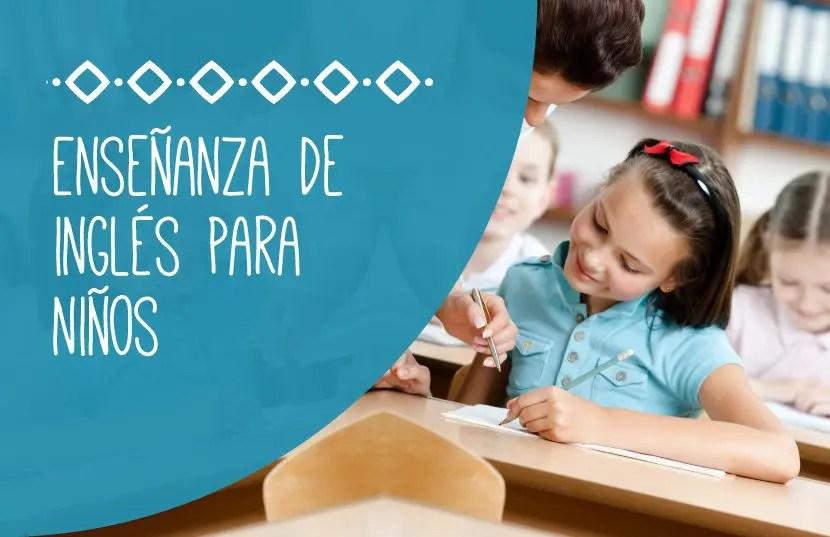 consejos para que los niños aprendan inglés