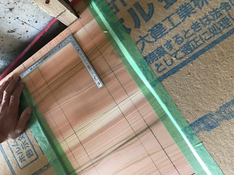 間仕切壁・天井の下地作業へ(西宮市 リノベーション)
