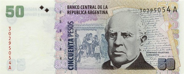 Argentine Peso Currency