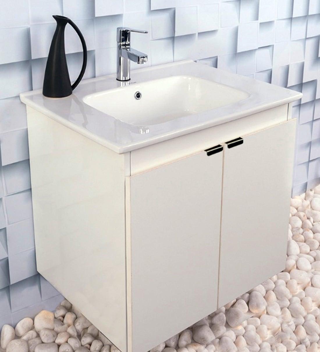 buy stainless steel bathroom vanity in