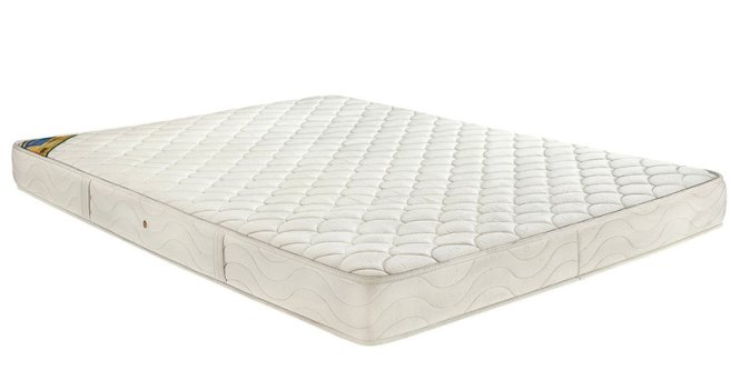 Vibrant Queen Size 60x75 6 Inch Pocket Spring Mattress By Home