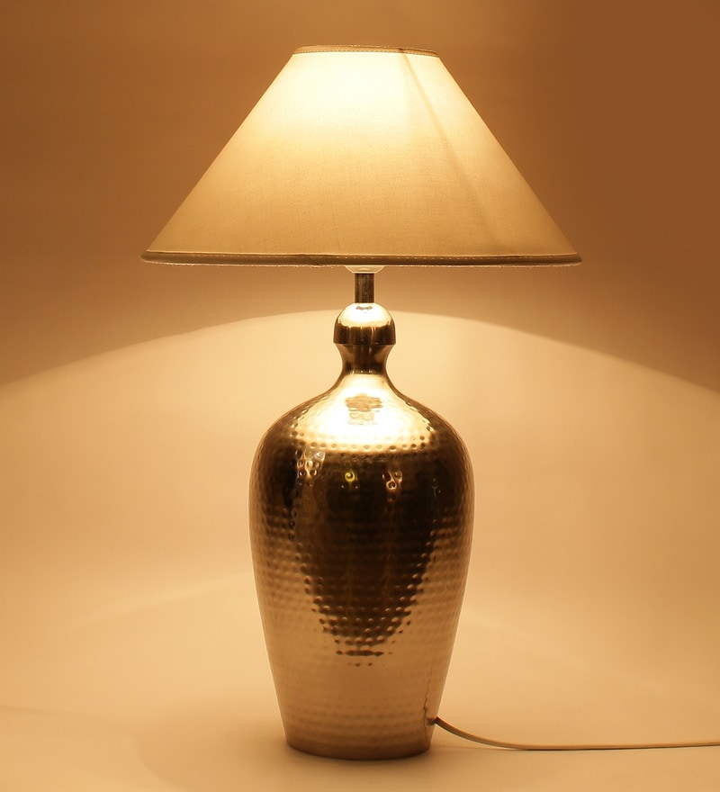 Buy The Light Store Metal Table Lamp Online Contemporary