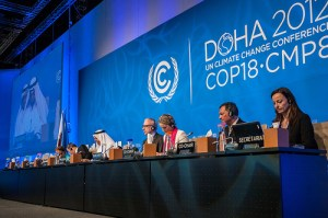 International climate negotiations have made little progress.