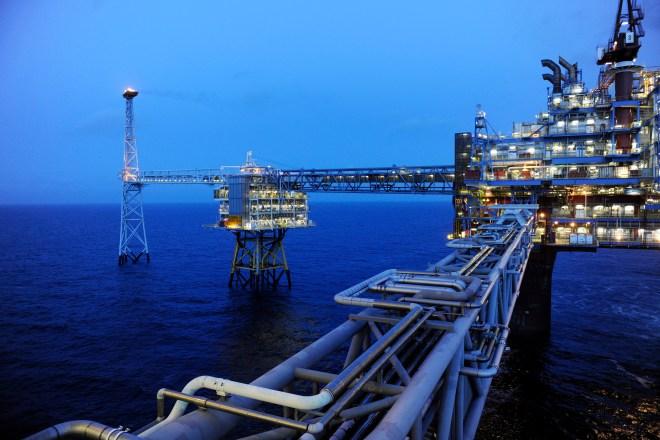 The Sleipner CCS plant in Norway was the world's first commercial CO2 storage facility. Photo: Kjetil Alsvik/Statoil